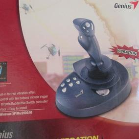 Joystick 10 Botones Marca Genius Para Pc