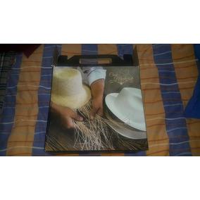 Sombrero Paja Toaquilla Fino Montecristi