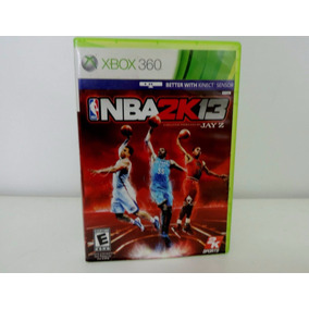 Nba 2k13 Original - Mídia Física - Xbox 360