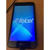 Celular Lg Q7 X210g Negro Para Checar Reparar O Piezas