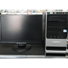 Computador Dual Core Modelo 2600 Pc Completa Trumps