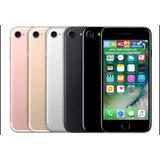 Iphone 7 32gb Sellados Refurbished + Carcasa Apple