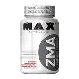 Zma ( Zinco - Magnésio - Vit B6) - 90 Caps - Max Titanium