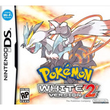 Pokemon White 2 Ds