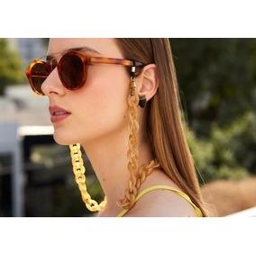 Cordinha De Couro Para Oculos - Colar no Mercado Livre Brasil afa8c5168b
