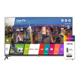 Television Smart Tv Lg 49 Uj6560 Uhd 4k Ultra Slim Led