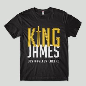 Camisas Nba Lakers - Camisetas e Blusas no Mercado Livre Brasil b0264fe8141bc