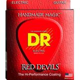 Cuerdas Dr Strings Red Devils Para Guitarra
