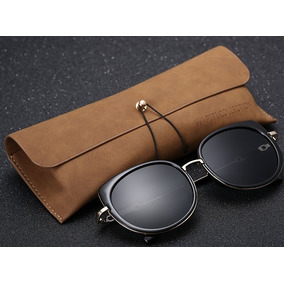 Óculos De Sol Feminino Olho De Diamante Polarizado Uv400 Ori ... 00abbe2570