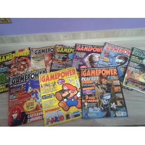Revista Super Game Power Vários Números