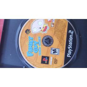 Family Guy Para Ps2