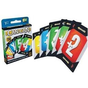 Jogo De Cartas Can Can