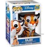 Funko Pop Disney Rajah 355 Aladino Orig Funko Scarlet Kids