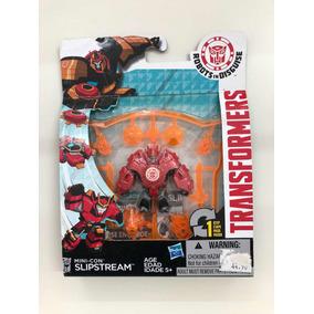 Transformers Mini Con Slipstream Hasbro