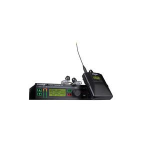Shure P9tra425cl Sistema Inalámbrico De Monitoreo Personal.