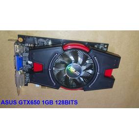 Placa De Vídeo Asus Gtx 650 1 Gb Gddr5 128bits