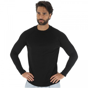 Camisa Térmica Segunda Pele Nord Outdoor Under Basic - Preto