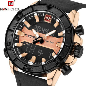 Reloj Naviforce Original 9114, Casual, Sport, Vanguardia,