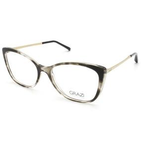Armação De Oculos Grazi Massafera - Óculos no Mercado Livre Brasil 47d984c4c2