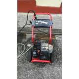 Maquina A Presión De 3000 Psi (agua Gaseosa Fría) Con Motor