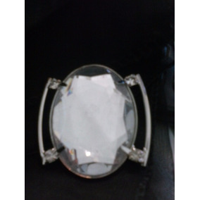 Broche Sarion Bijouterias & Semi-jóias R:0512 Banho Paladiun
