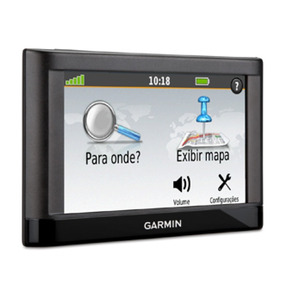 Navegador Gps Garmin Nüvi 42 Com Tela Touch Screen 4.3 Novo