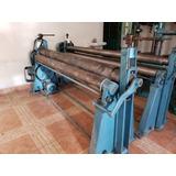 Roladora Electrica Nueva Goteneds 1870 Mm X 5 Mm