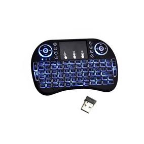 Mini Teclado Wireless Universal Para Smart Tv Y Mas