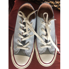 Converse All Star Tenis Celeste