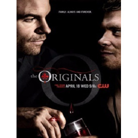 The Originals 5ª Temporada + Legacies 1ª +frete(leia Todo)