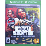 Red Dead Redemtion Goty Xbox 360 Y Xbox One Play Magic