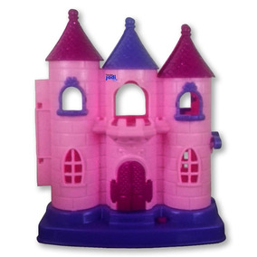 Castillo Princesa Casa Luz Sonido Juguete Niña Tienda Sl