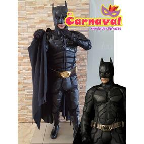 Disfraz De Lujo Cosplay Batman Adulto - Envío Gratis 9face4ef59de