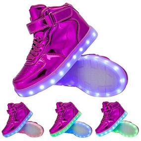 Tenis Led Tutuyu Kids&adult 11 Colors Led Light Up Shoes