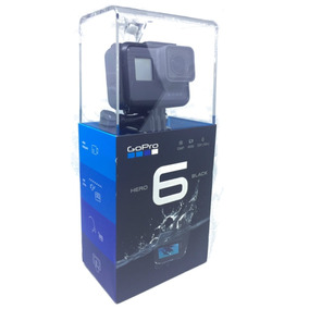 Gopro Hero 6 Black 4k, Wi-fi, Bluetooth, 12 Mpx, Lacrado!