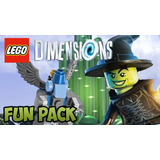 Lego Dimensions/wicked Witch. Bruja El Mago De Oz. Fun Pack