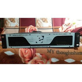 Amplificador Etelj Slim-8000 Vmc G1