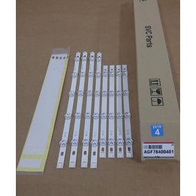 Kit Barra De Led Lg 39ln5400 39ln5700 39la6200 Nova Original