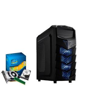 Pc Cpu Gamer I5 3.6 Ghz, Gf 2gb 1050gtx, 1tb, 8gb Ram, Top