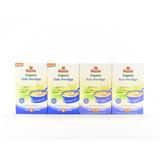 Cereal Orgánico Para Bebé Avena Y Arroz Paquete 3