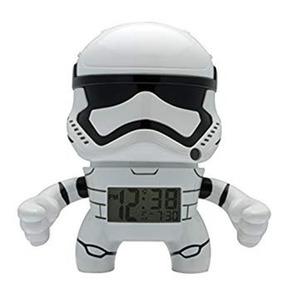 Reloj Despertador Para Niños Star Wars Envío Gratis