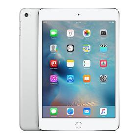Apple Ipad Mini 4 16gb Wifi Mk6k2cl/a Silver Mostruário