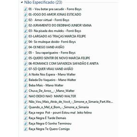 Play Backs - Pacote Com 23 Musicas