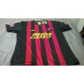 Camiseta De Colon De Santa Fe Umbro Orig, Sudamericana 2011