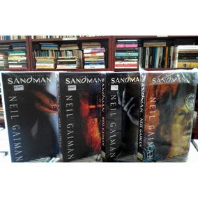 Sandman Edicao Definitiva Capa Dura Vol 1 ,2 3 E 4