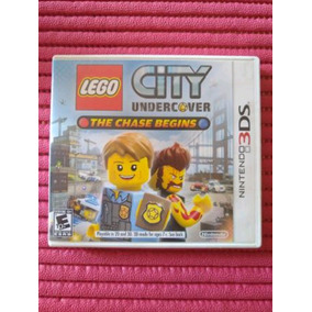 Jogo Lego City Undercover - The Chase Begins