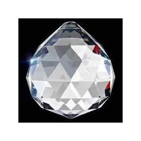 Piedra Cristal Cortado Para Candil O Cortina 2.5cm X Mayoreo