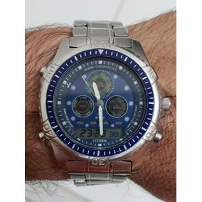 24c3ad76727 Relogio Citizen Hora Mundi Fundo Azul - Relógio Citizen Masculino no ...