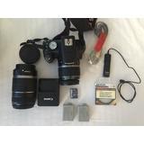 Camara Canon Eos Kiss X3
