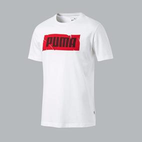 Playeras Puma Blanco en Distrito Federal en Mercado Libre México 4ebb26e252f3e